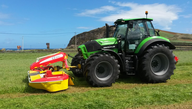 Demo On The Azores