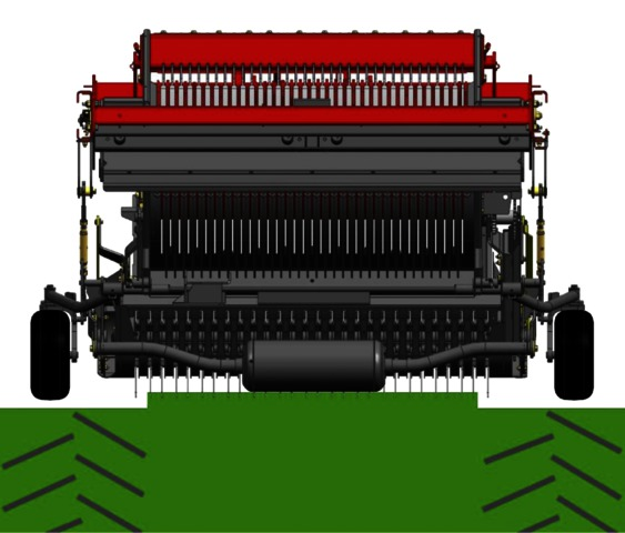 Pick-up roller bearings