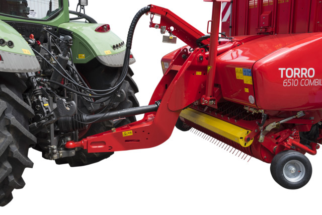 Hydraulic steered axles
