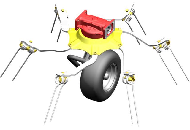 DYNATECH rotor