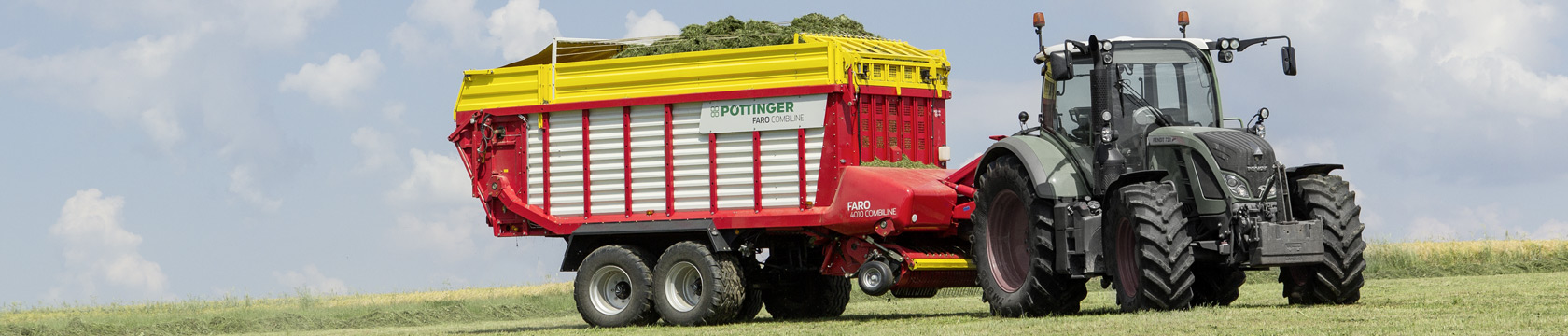 FARO COMBILINE 2 in 1 loader wagon technology