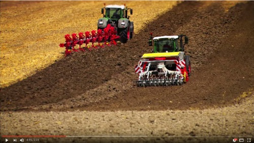 New video: Tillage and seed drill technology