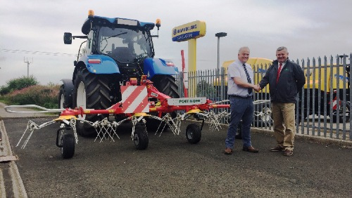 New PÖTTINGER Dealer for the Scottish border