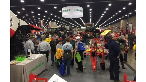 POETTINGER US at farm shows in North America