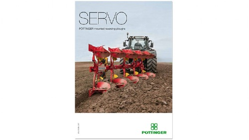 Updated brochure: SERVO ploughs
