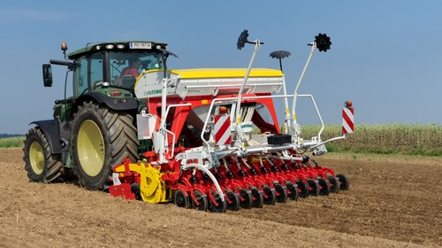 Sowing technology requirements - looking to the future