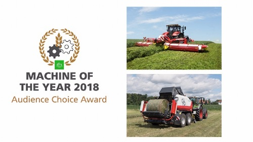 Machine of the Year 2018 - Audience Choice Award