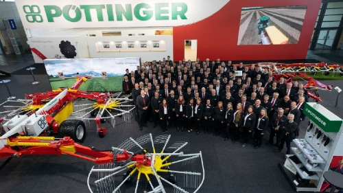 Bienvenue au salon d'Agribex 2019