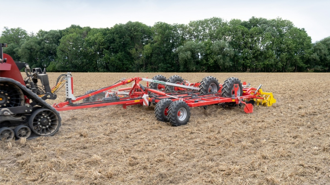 New Wear Parts for Stubble Cultivators