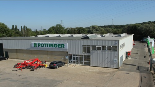 New General Manager at Pottinger UK