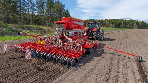 TERRASEM CLASSIC: Now without tillage tools