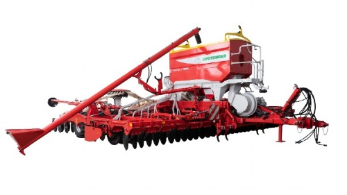 New: TERRASEM with FERTILIZER PRO coulter