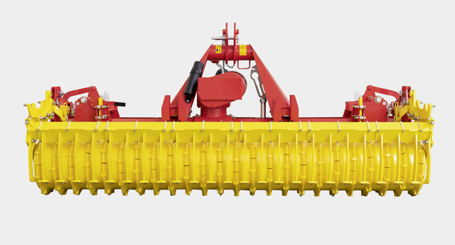 The right roller for all soil types