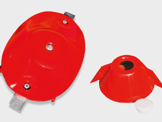 Durable mower discs