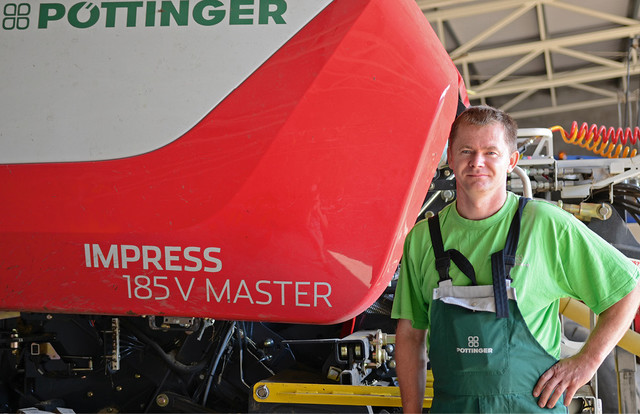 IMPRESS impresses a Polish farming professional