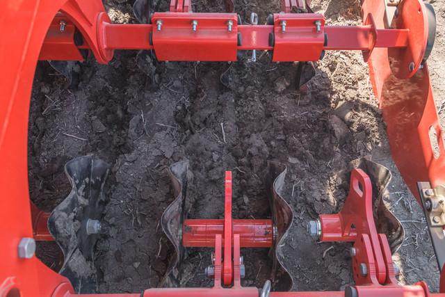 WAVE DISC – рабочие органы для минимальной обработки почвы