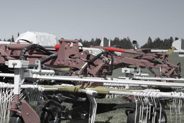 Postupný zdvih/klesání rotorů