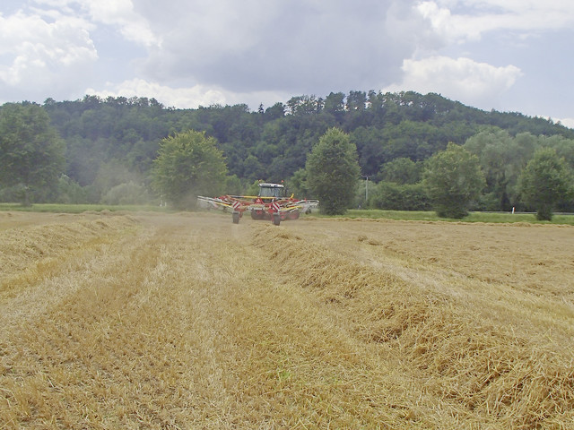 Operation in straw TOP 842 C