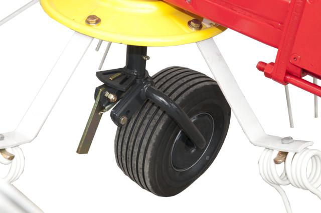 Nastavitelný sklon rotorů