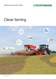 Digital agricultural technology - Clever Farming