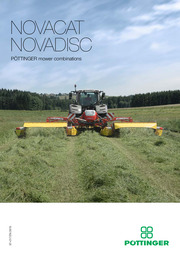 PÖTTINGER mower combination