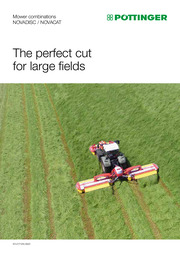 PÖTTINGER mower combinations