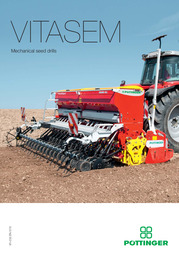 VITASEM mechanical seed drills