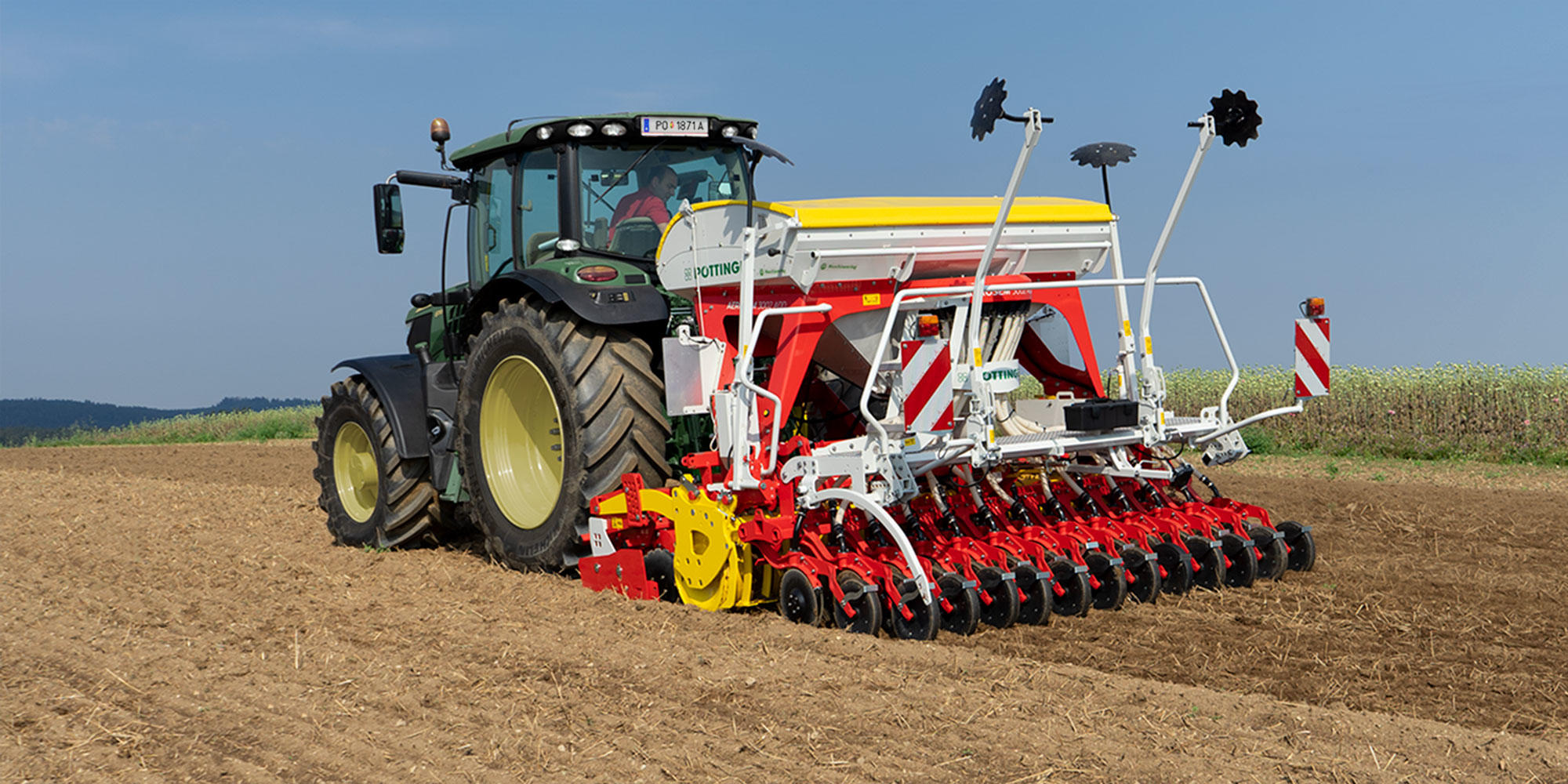 Short combination cultivators