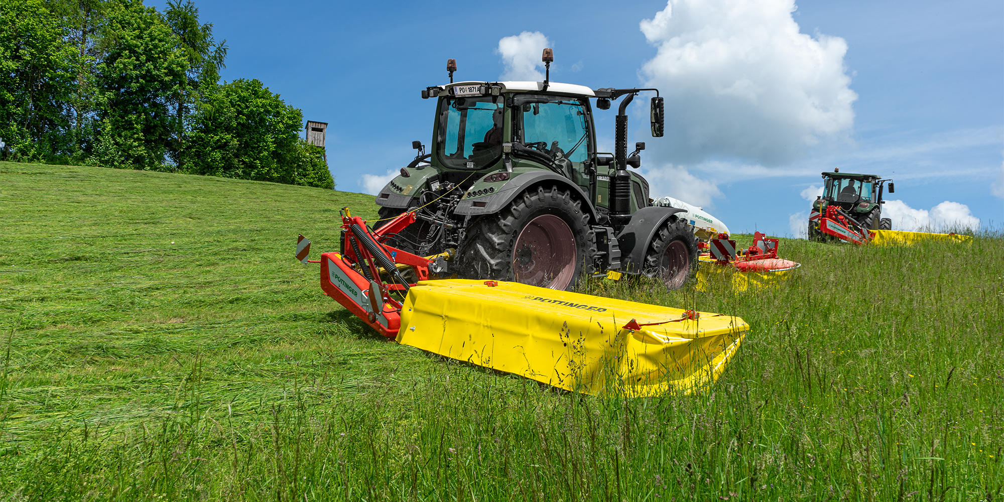 NOVADISC rear mounted disc mowers