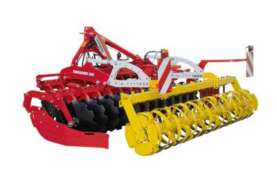 TERRADISC Rigid mounting short disc harrows