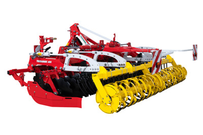 TERRADISC K folding short disc harrows