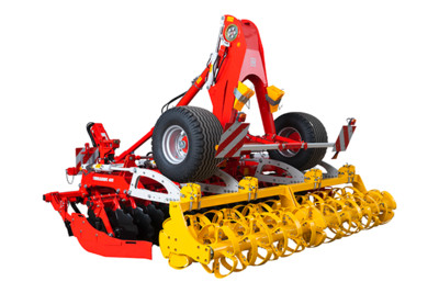 TERRADISC T Trailed foldable short disc harrows