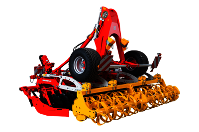 TERRADISC T Trailed foldable compact disc harrows