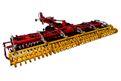 TERRADISC T Trailed short disc harrows from 8 m