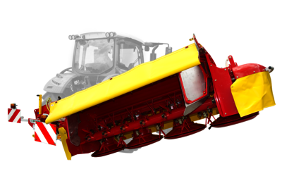 EUROCAT Rear mounted drum mowers