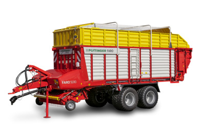 FARO Rotary loader wagons