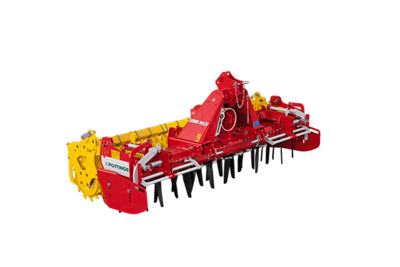 LION 103 medium-weight rigid power harrows