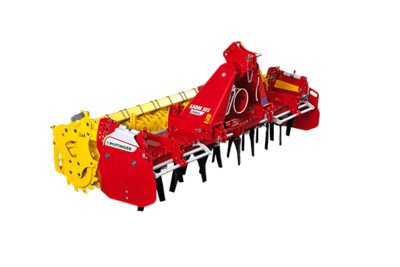 LION 103 CLASSIC CLASSIC lightweight rigid power harrows