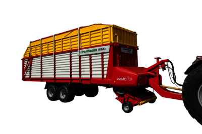 PRIMO Loader wagons with feeder combs