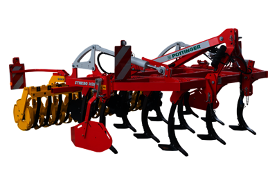 SYNKRO 1030 3-row mounted stubble cultivators
