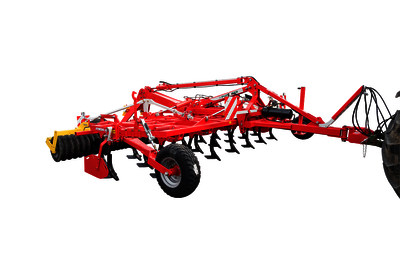 SYNKRO T 3-row trailed stubble cultivators