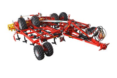 TERRIA 4-row trailed stubble cultivators