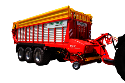 TORRO COMBILINE Combined rotor loader wagon