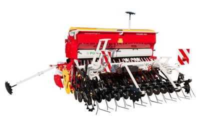 VITASEM A Mechanical power harrow mounted seed drills