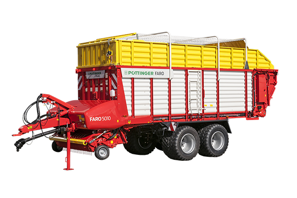FARO  - Rotary loader wagons