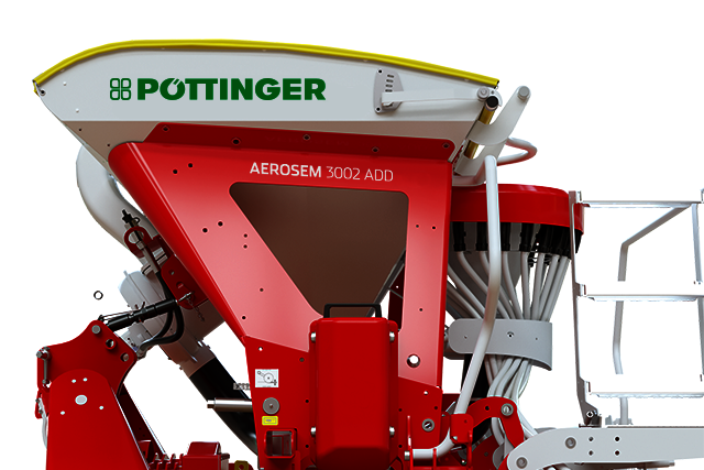 High volume seed hopper