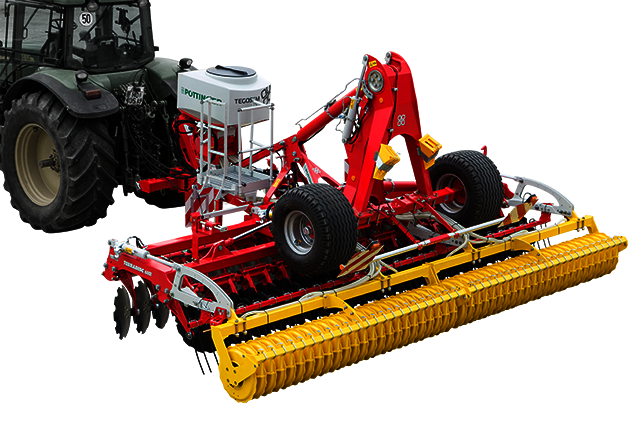 TEGOSEM - catch crop sowing system