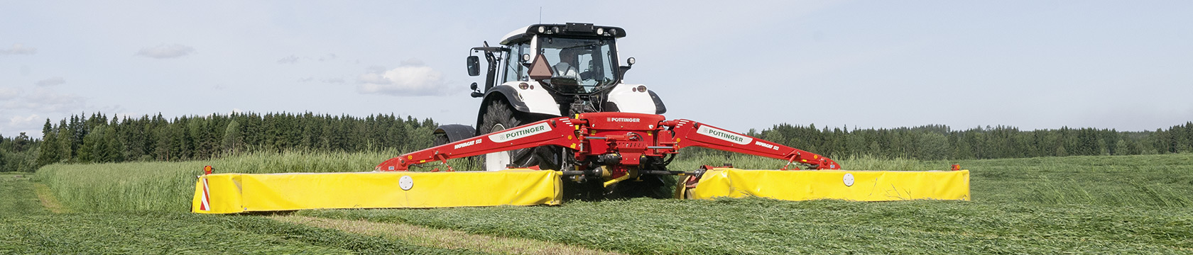 NOVACAT S Mower combination