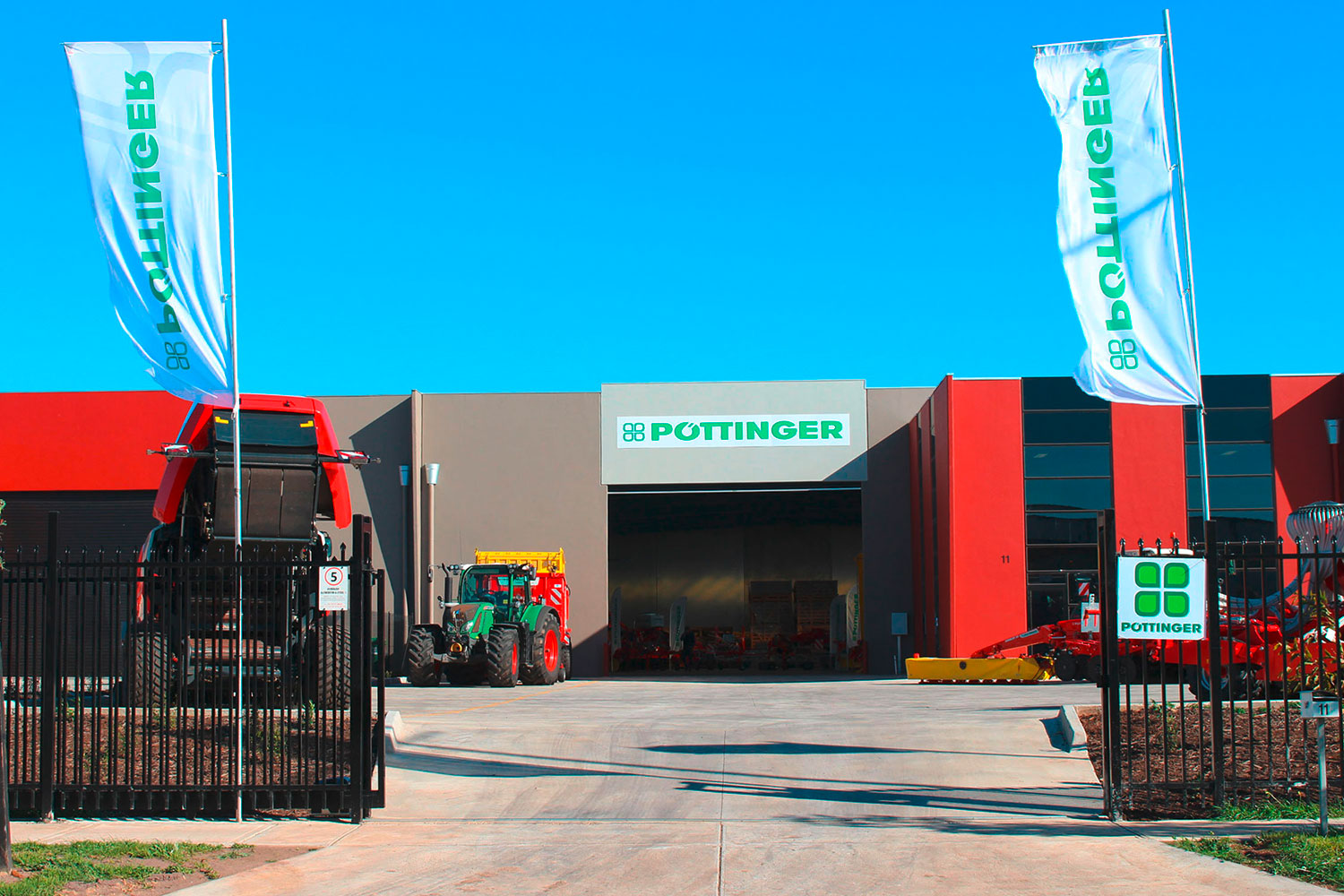 POETTINGER Australia Pty. Ltd.