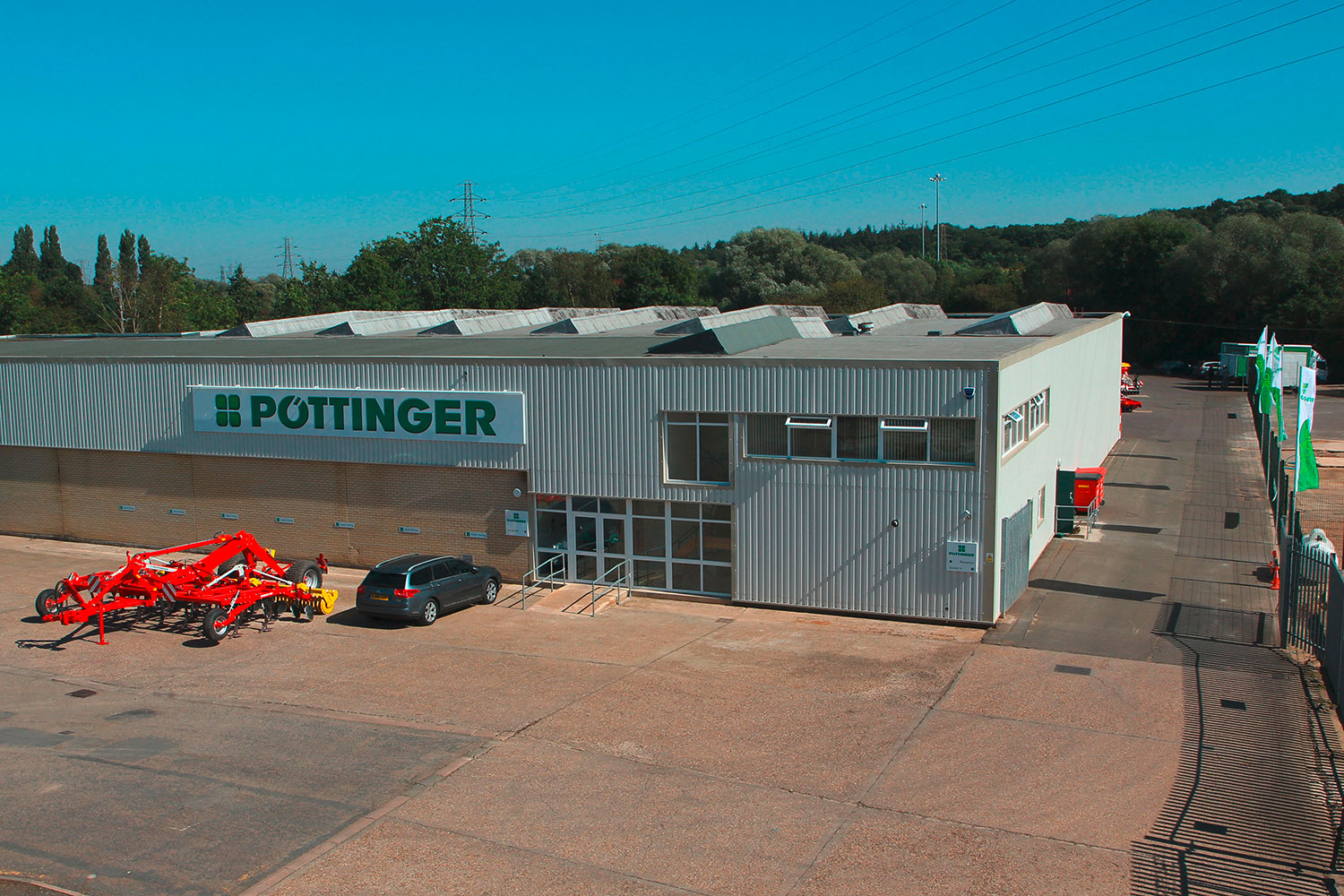 Alois POTTINGER UK Ltd.